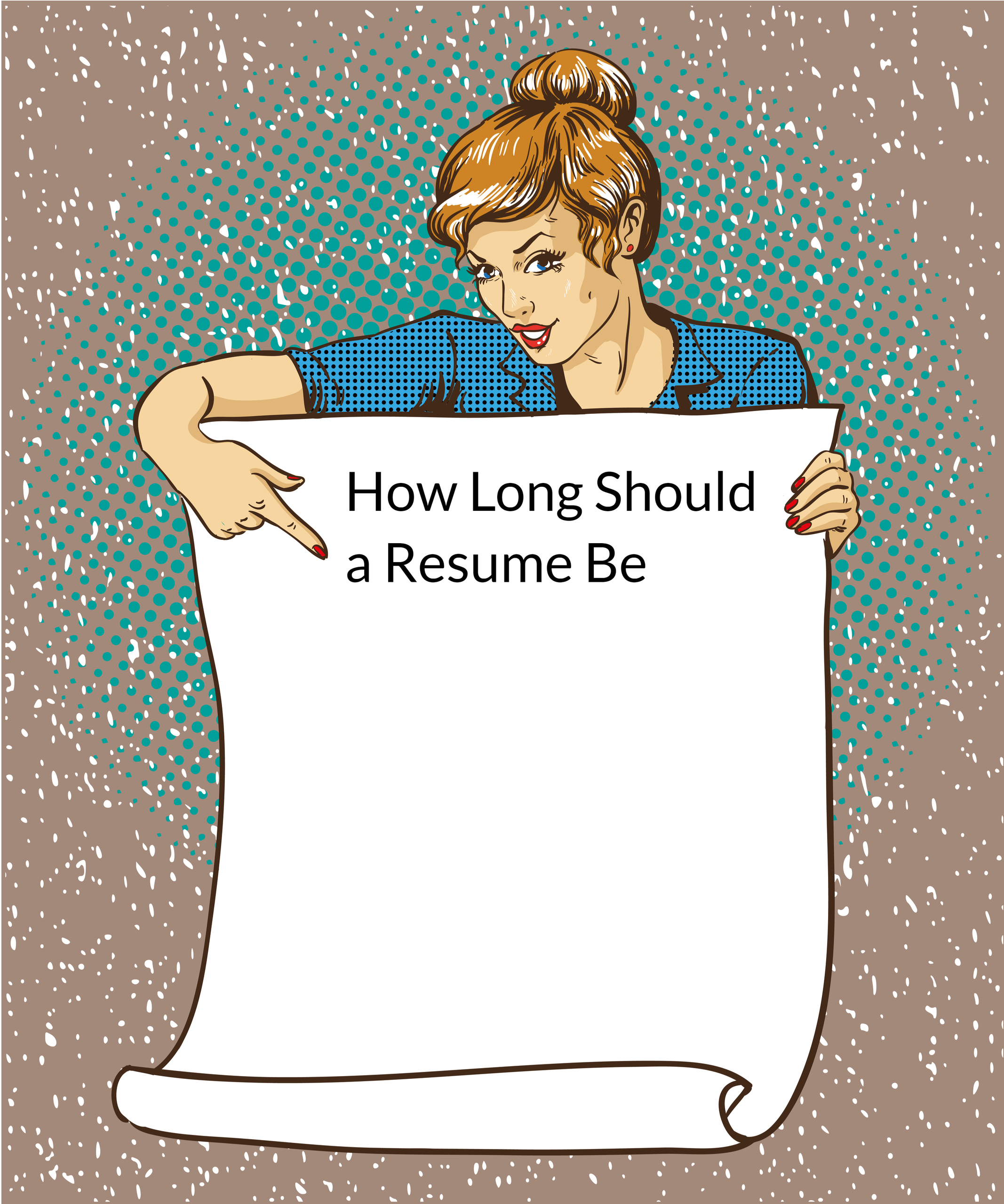How long should a resume be the ultimate guide velvet jobs altavistaventures Choice Image