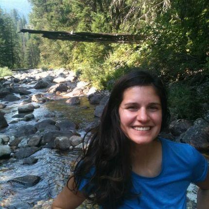 2016 VelvetJobs Scholarship Winner: Nicole Campbell of  Utah State University