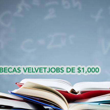 Becas VelvetJobs de $1000