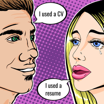 CV vs Resume: What's the Difference [Side-by-Side Examples]