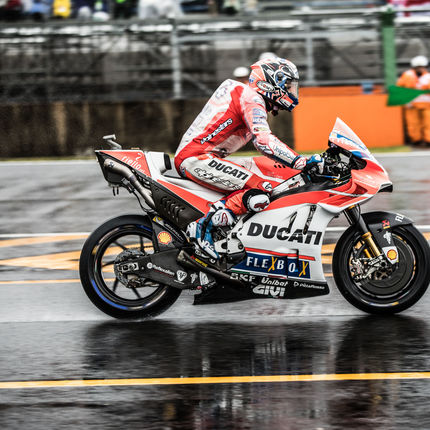 Passion careers: working for MotoGP & the track to success