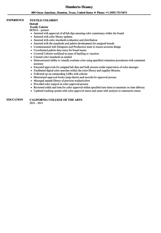 textile design resume resume ideas free resume builder app for
