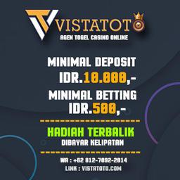 Vistatoto Togel Online